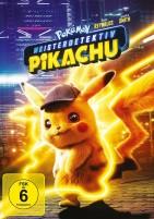 Pokémon Meisterdetektiv Pikachu (DVD)