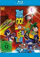 Teen Titans Go! vs Teen Titans (Blu-ray)