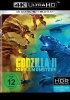 Godzilla II: King of the Monsters - 4K Ultra HD Blu-ray + Blu-ray (4K Ultra HD)