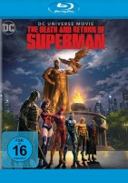 The Death and Return of Superman (Blu-ray)