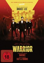 Warrior - Staffel 01 (DVD)