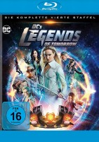 DC's Legends of Tomorrow - Staffel 04 (Blu-ray)