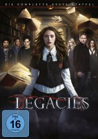 Legacies - Staffel 01 (DVD)