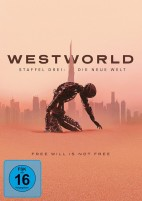 Westworld - Staffel 03 (DVD)