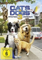Cats & Dogs 3 - Pfoten vereint! (DVD)