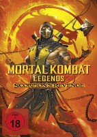 Mortal Kombat Legends: Scorpions Revenge (DVD)