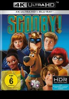 Scooby! - Voll verwedelt - 4K Ultra HD Blu-ray + Blu-ray (4K Ultra HD)