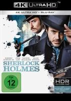Sherlock Holmes - 4K Ultra HD Blu-ray + Blu-ray (4K Ultra HD)