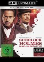 Sherlock Holmes 2 - Spiel im Schatten - 4K Ultra HD Blu-ray + Blu-ray (4K Ultra HD)