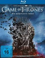Game of Thrones - Die komplette Serie / 2. Auflage (Blu-ray)