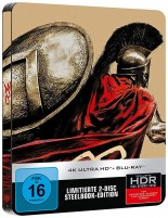 300 - 4K Ultra HD Blu-ray + Blu-ray / Limited Steelbook (4K Ultra HD)