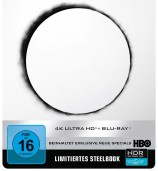 Westworld - Staffel 03 / 4K Ultra HD Blu-ray + Blu-ray / Steelbook (4K Ultra HD)