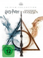 Wizarding World - 10-Film Collection (Blu-ray)
