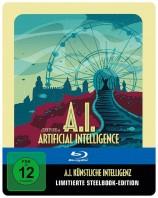 A.I. - Künstliche Intelligenz - Limitierte Steelbook-Edition (Blu-ray)