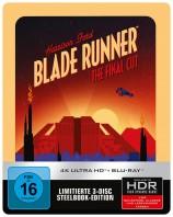 Blade Runner - Final Cut / 4K Ultra HD Blu-ray + Blu-ray / Steelbook (4K Ultra HD)