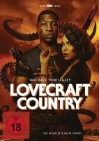 Lovecraft Country - Staffel 01 (DVD)