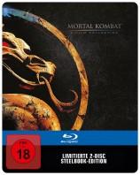 Mortal Kombat 1+2 - Steelbook (Blu-ray)
