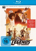 DC's Legends of Tomorrow - Staffel 05 (Blu-ray)