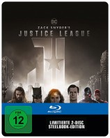 Zack Snyder's Justice League - Limited Steelbook (Blu-ray)