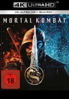 Mortal Kombat - 2021 / 4K Ultra HD Blu-ray + Blu-ray (4K Ultra HD)