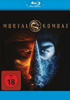 Mortal Kombat - 2021 (Blu-ray)