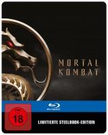 Mortal Kombat - 2021 / Limited Steelbook (Blu-ray)