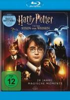 Harry Potter und der Stein der Weisen - Jubiläumsedition / Magical Movie Mode (Blu-ray)