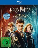 Harry Potter - Complete Collection / Jubiläumsedition / Magical Movie Mode (Blu-ray)