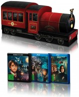 Harry Potter - 4K Ultra HD Blu-ray + Blu-ray / Complete Collection / Hogwarts Express / Limited Edition (4K Ultra HD)
