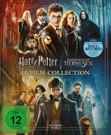 Wizarding World - 10-Film Collection / Jubiläumsedition / Magical Movie Mode (Blu-ray)