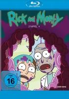 Rick and Morty - Staffel 04 (Blu-ray)