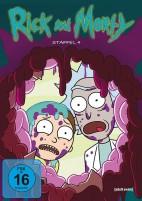 Rick and Morty - Staffel 04 (DVD)