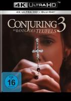 Conjuring 3: Im Bann des Teufels - 4K Ultra HD Blu-ray + Blu-ray (4K Ultra HD)