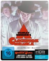 Uhrwerk Orange - 4K Ultra HD Blu-ray + Blu-ray / Limited Steelbook (4K Ultra HD)