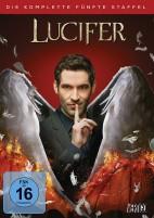 Lucifer - Staffel 05 (DVD)