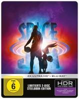 Space Jam: A New Legacy - 4K Ultra HD Blu-ray + Blu-ray / Limited Steelbook (4K Ultra HD)