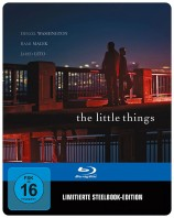 The Little Things - Limited Steelbook Edition (Blu-ray)