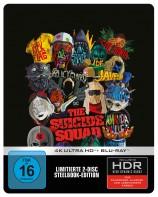 The Suicide Squad - 4K Ultra HD Blu-ray + Blu-ray / Limited Steelbook (4K Ultra HD)