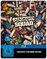 The Suicide Squad - Limited Steelbook (Blu-ray)