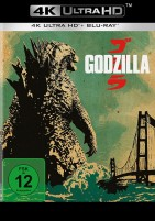 Godzilla - 4K Ultra HD Blu-ray + Blu-ray (4K Ultra HD)