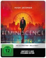 Reminiscence - Die Erinnerung stirbt nie - 4K Ultra HD Blu-ray + Blu-ray / Limited Steelbook (4K Ultra HD)