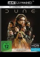Dune - 4K Ultra HD Blu-ray + Blu-ray (4K Ultra HD)
