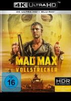Mad Max 2 - Der Vollstrecker - 4K Ultra HD Blu-ray + Blu-ray (4K Ultra HD)