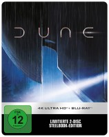 Dune - 4K Ultra HD Blu-ray + Blu-ray / Limited Steelbook (4K Ultra HD)