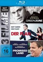 Matt Damon - 3-Movie-Set (Blu-ray)