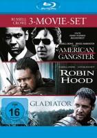 Russell Crowe - 3-Movie-Set (Blu-ray)