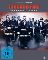 Chicago Fire - Staffel 02 (Blu-ray)