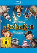 Die Boxtrolls 3D - Blu-ray 3D + 2D (Blu-ray)
