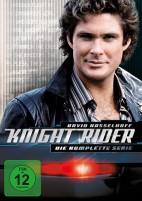 Knight Rider - Die komplette Serie / 2. Auflage (DVD)