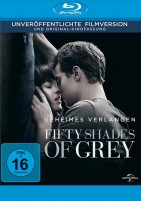 Fifty Shades of Grey - Geheimes Verlangen (Blu-ray)